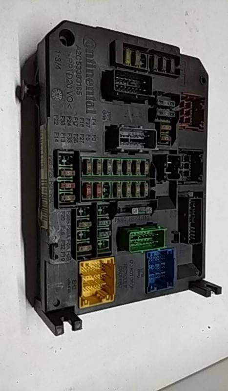 Modulo PEUGEOT 508 SW | 10 - (20210707).