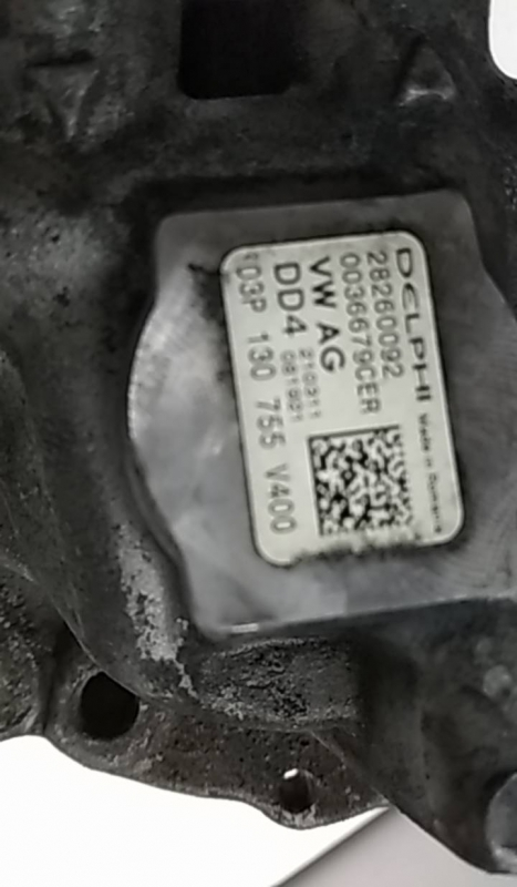 Bomba Alta Pressão / Comonrail SEAT IBIZA V (6J5) | 08 - (20210760).