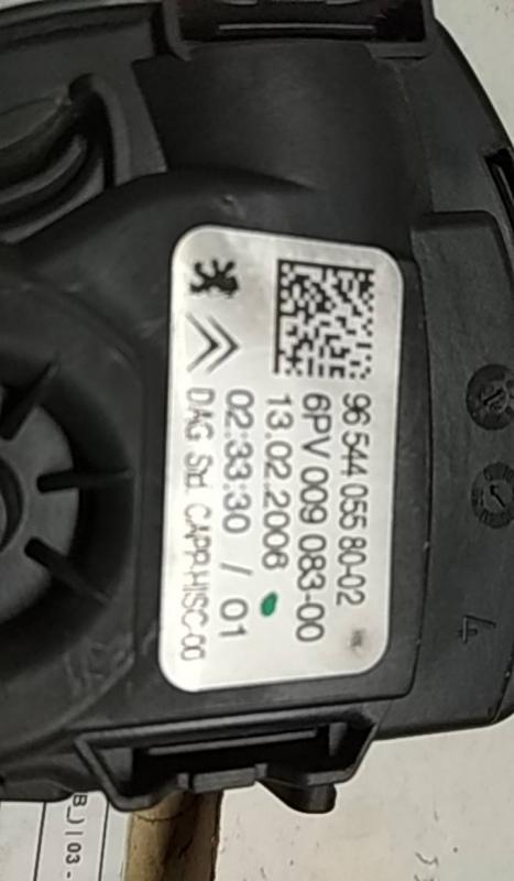Pedal Electrico CITROËN C3 Pluriel (HB_) | 03 - (20210775).